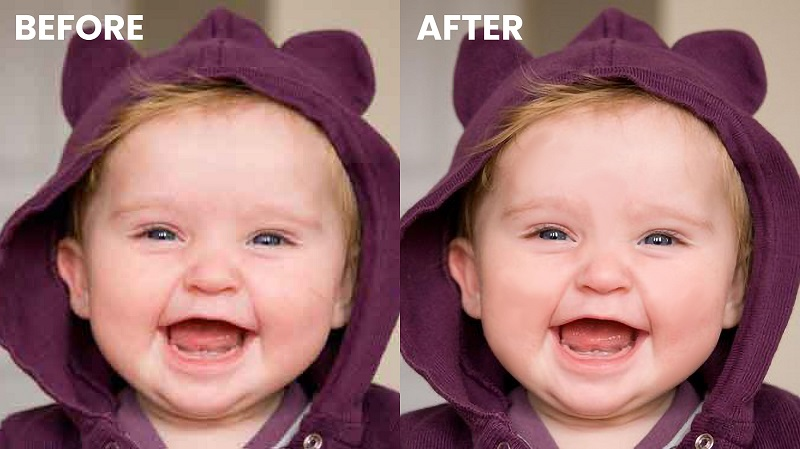How To Convert Low To High Resolution Image in Photoshop blog thumbnail